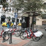 Bicycles for rent in Quito