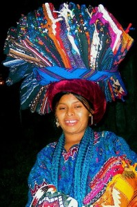 Learn Spanish in Guatemala and come back with a suitcase full of beautiful cloth