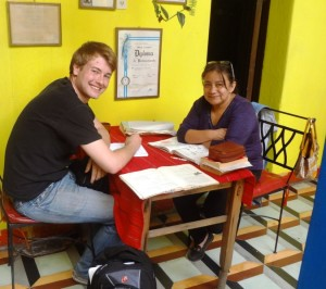 Private Spanish course in Quetzaltenango