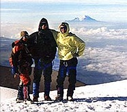 Cotopaxi. Activity Travelling Classroom Ecuador