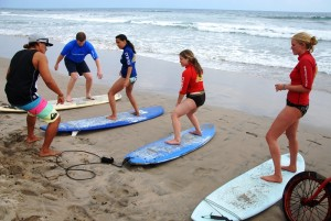 Learn Spanish in Ecaudor and surf!