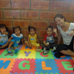 Free volunteer work in Ecuador in a kindergarten