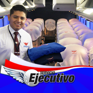 Luxuary bus transport from San Pedro Sula to La Ceiba