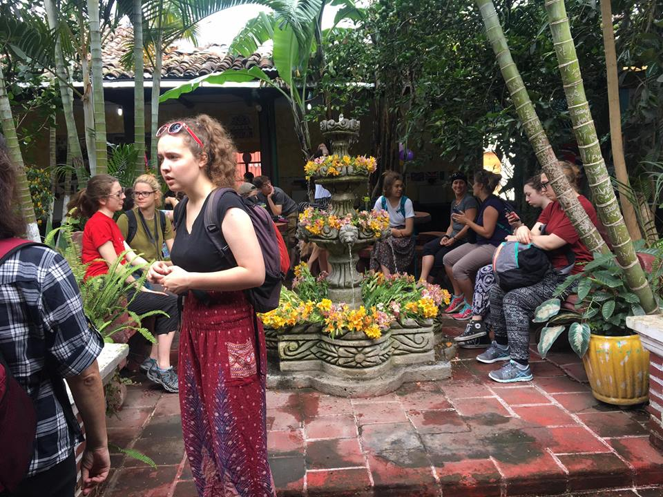 Spanish classes in Guatemala, school Antigua