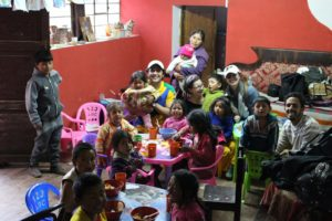 Volunteer in Peru in Corazon de Apus