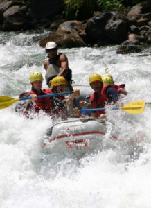 Rafting Turrialba
