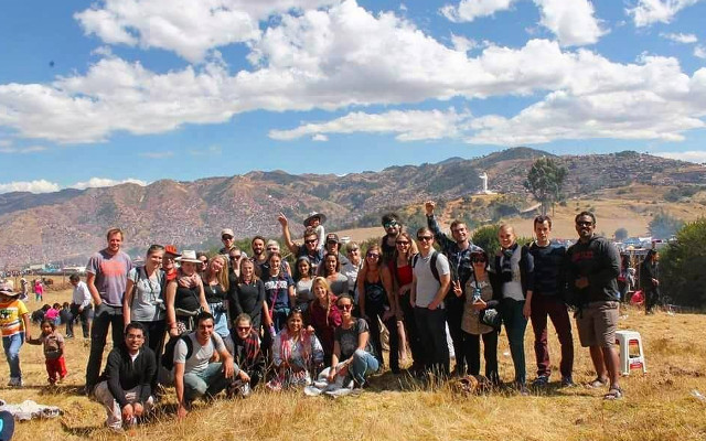 Spanish classes and volunteer in Peru